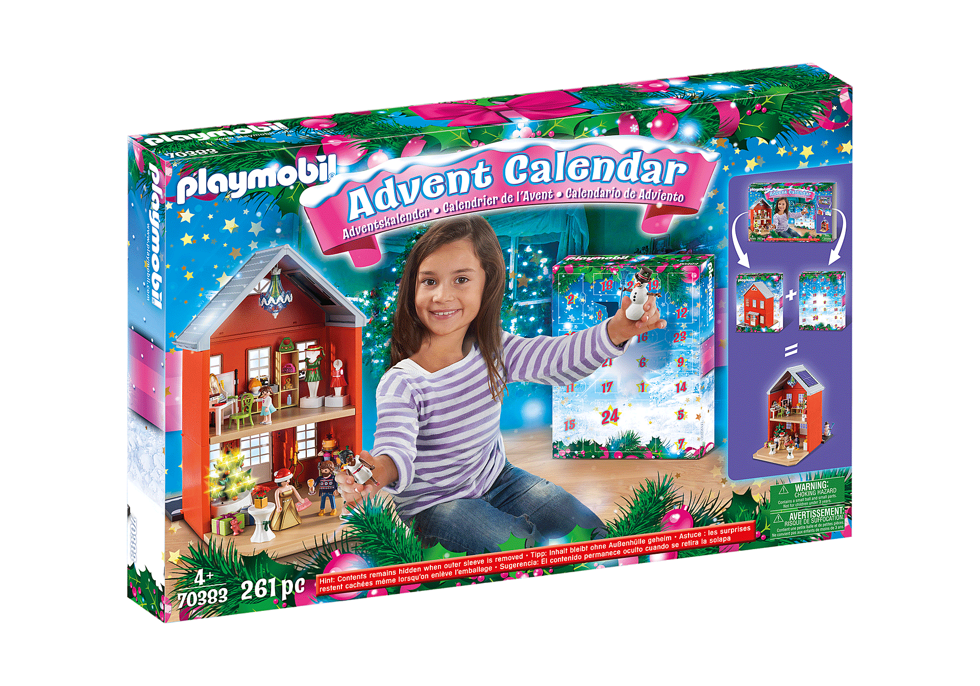 70383 Jumbo Advent Calendar - Family Christmas zoom image2