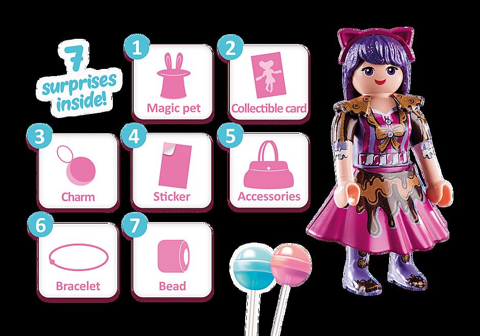 70384 Viona - Candy World detail image 3