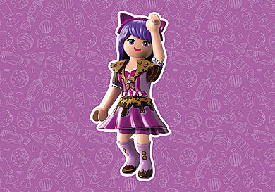 70384 Viona - Candy World