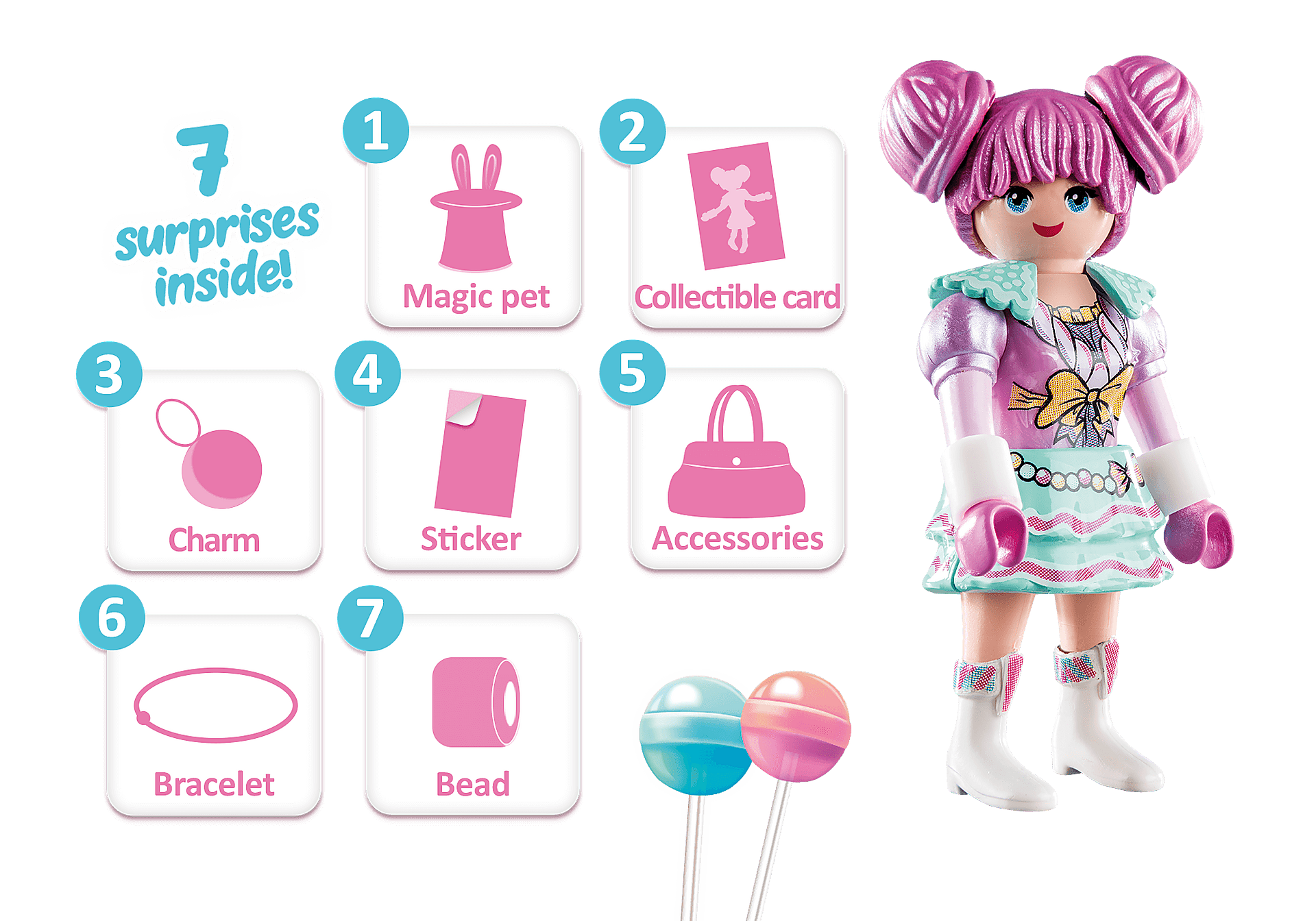 70385 Rosalee - Candy World zoom image4