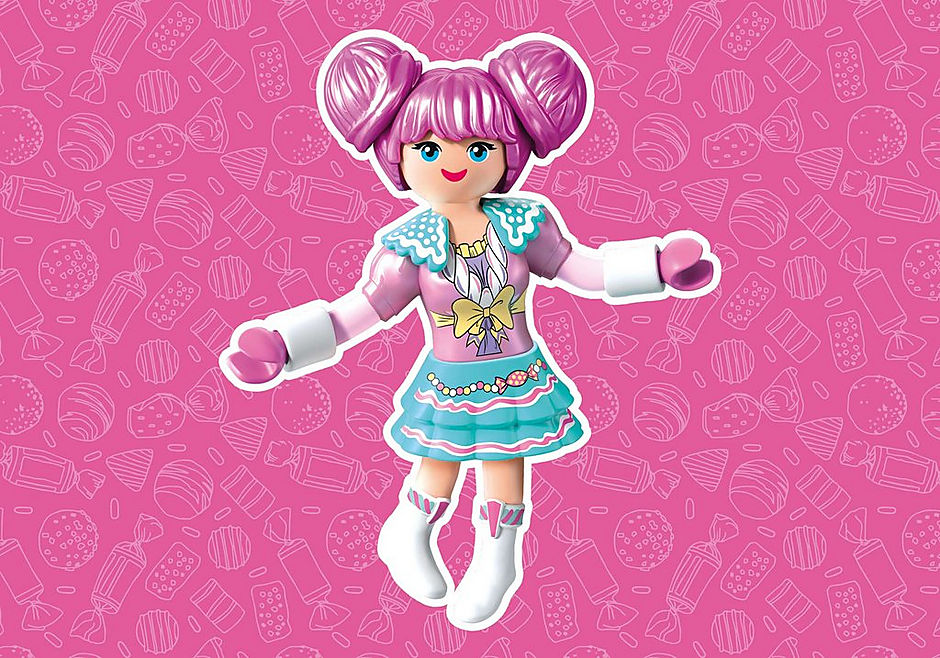 70385 Candy World - Rosalee detail image 1