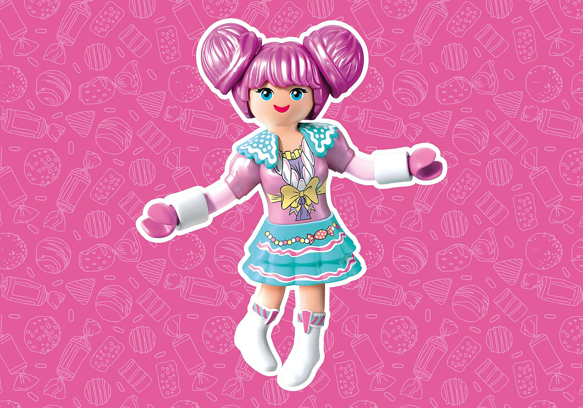 70385 Candy World - Rosalee zoom image1