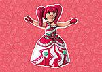 70387 Starleen - Candy World