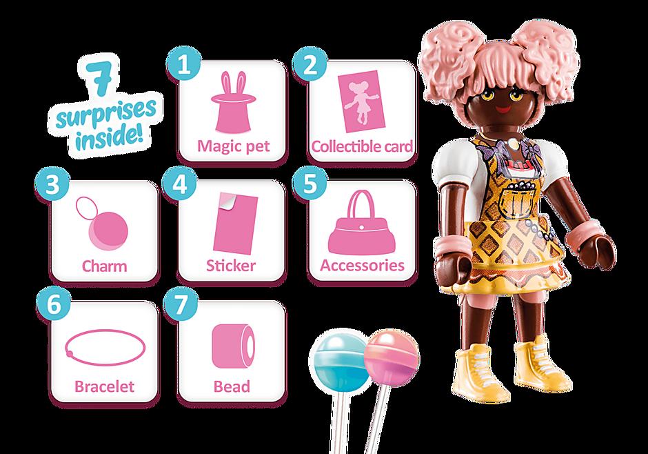 70388 Candy World - Edwina detail image 3