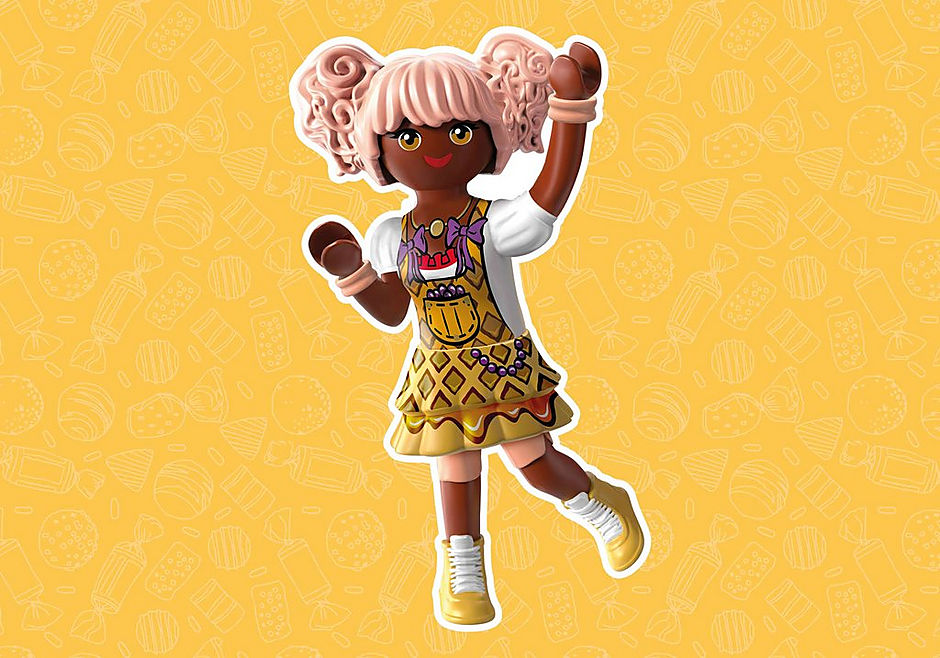 70388 Edwina - Candy World detail image 1
