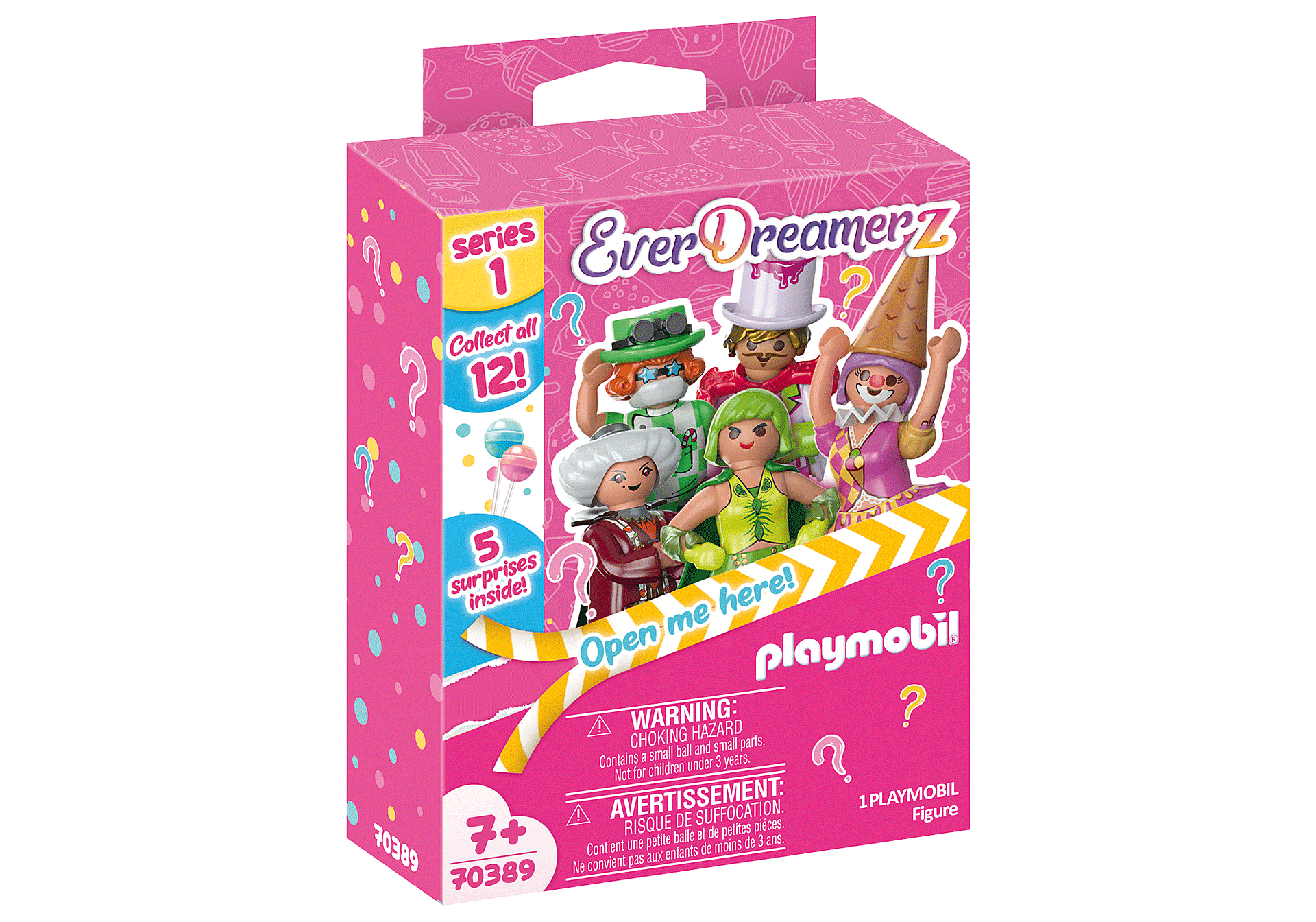 70389 Caja Sorpresa - Candy World zoom image4