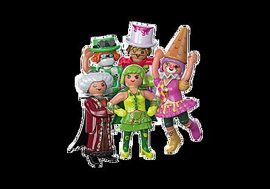 70389 Candy World - Caixa de Surpresa