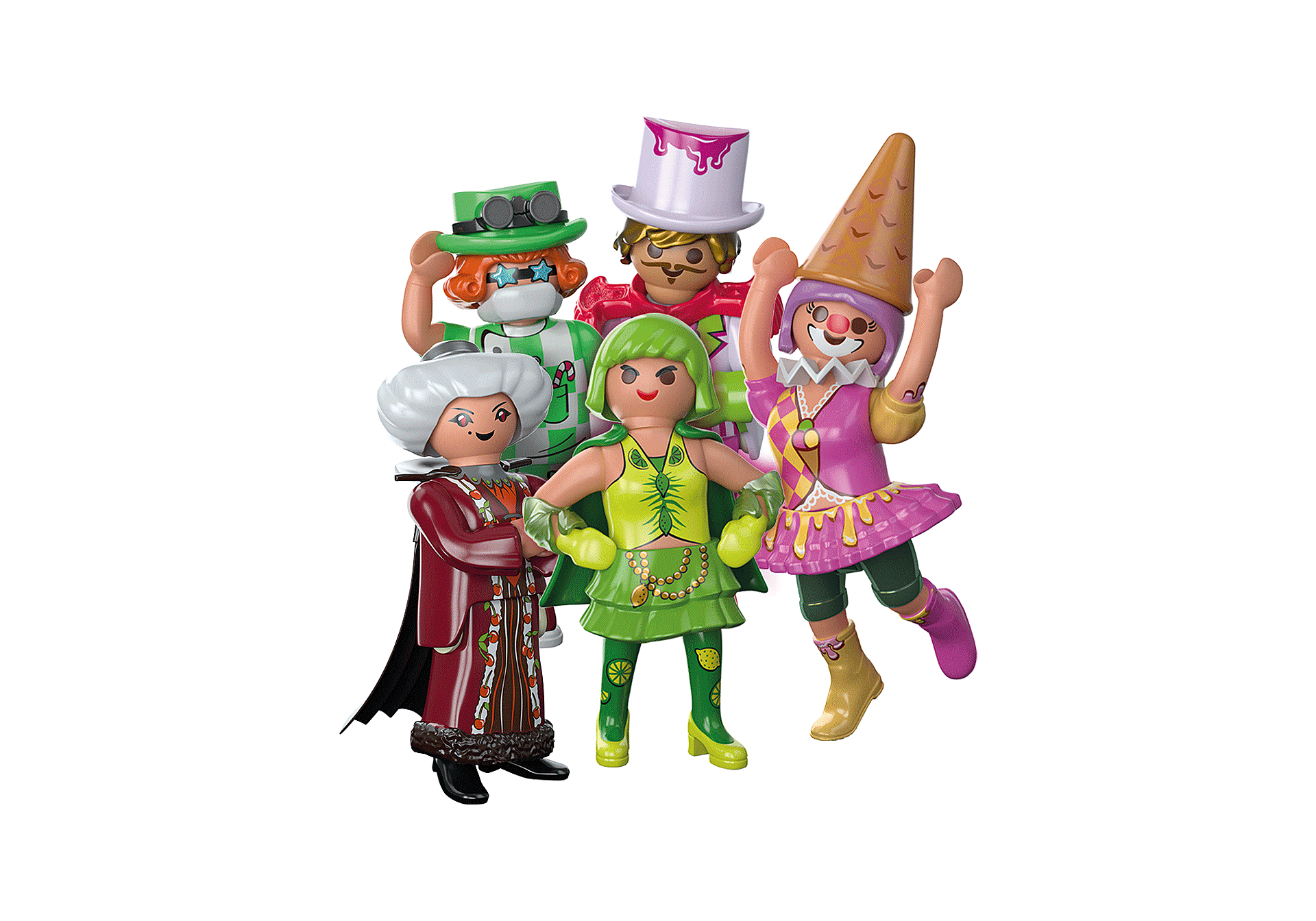 70389 Surprise box - Candy World zoom image1