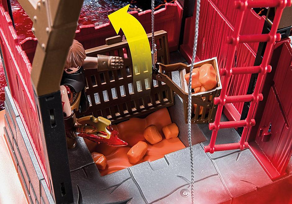 70390 Burnham Raiders lavamijn detail image 4