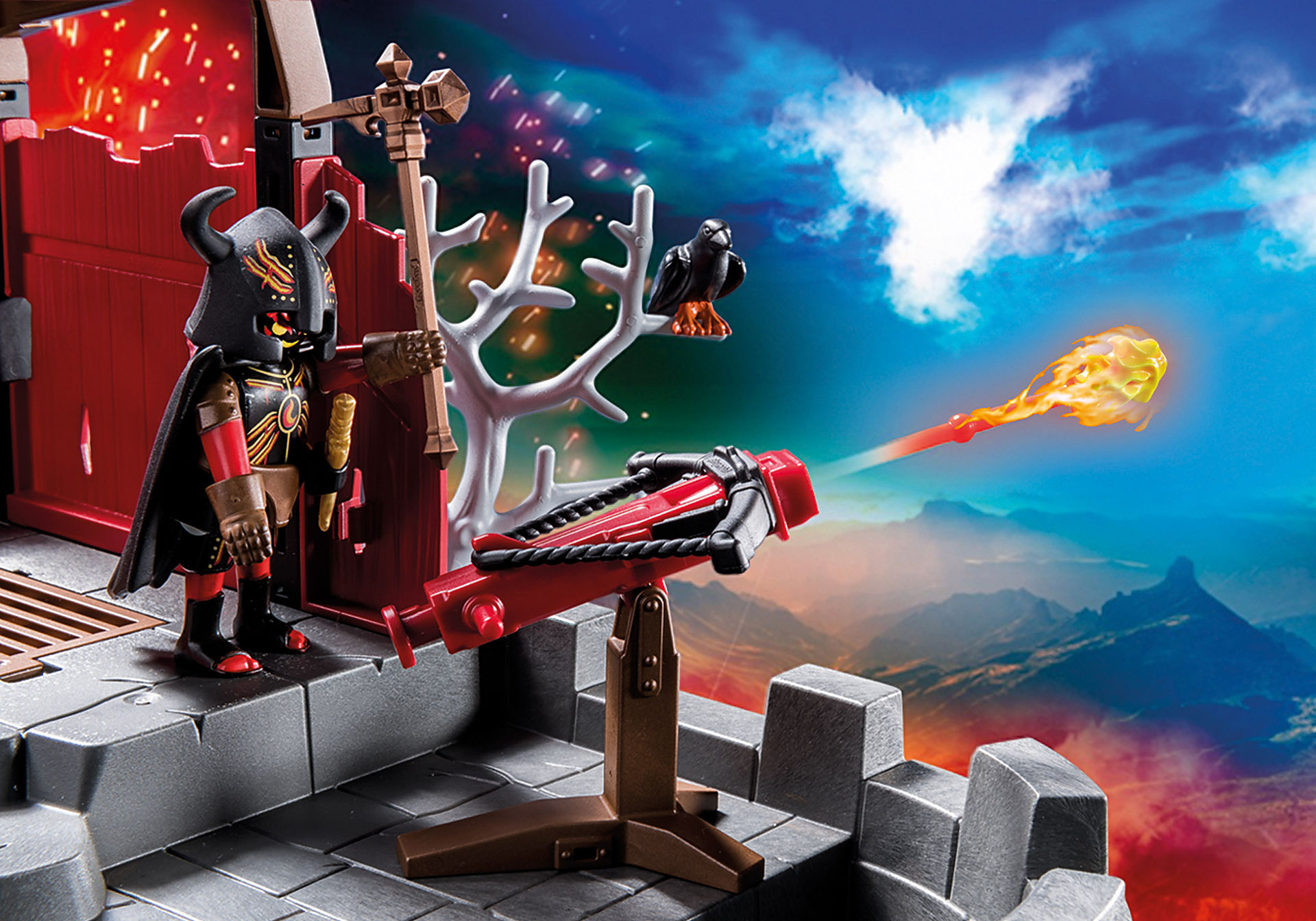 70390 Mina de Lava de los Bandidos de Burnham zoom image5