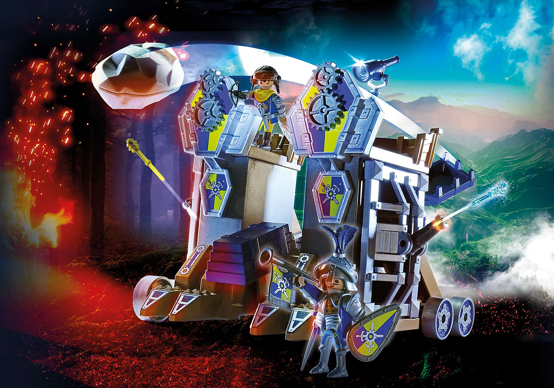 70391 Novelmore Mobile -katapulttilinnoitus zoom image1