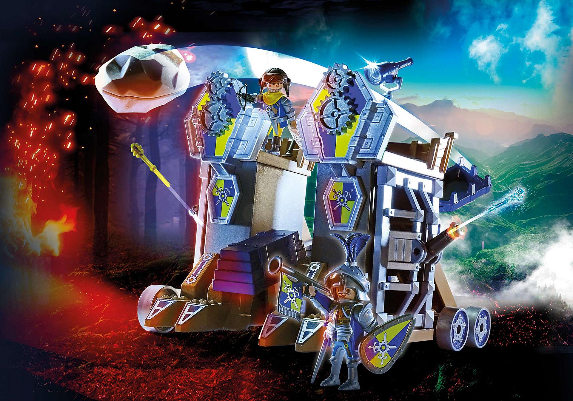70391 Tour d'attaque mobile des chevaliers Novelmore zoom image1