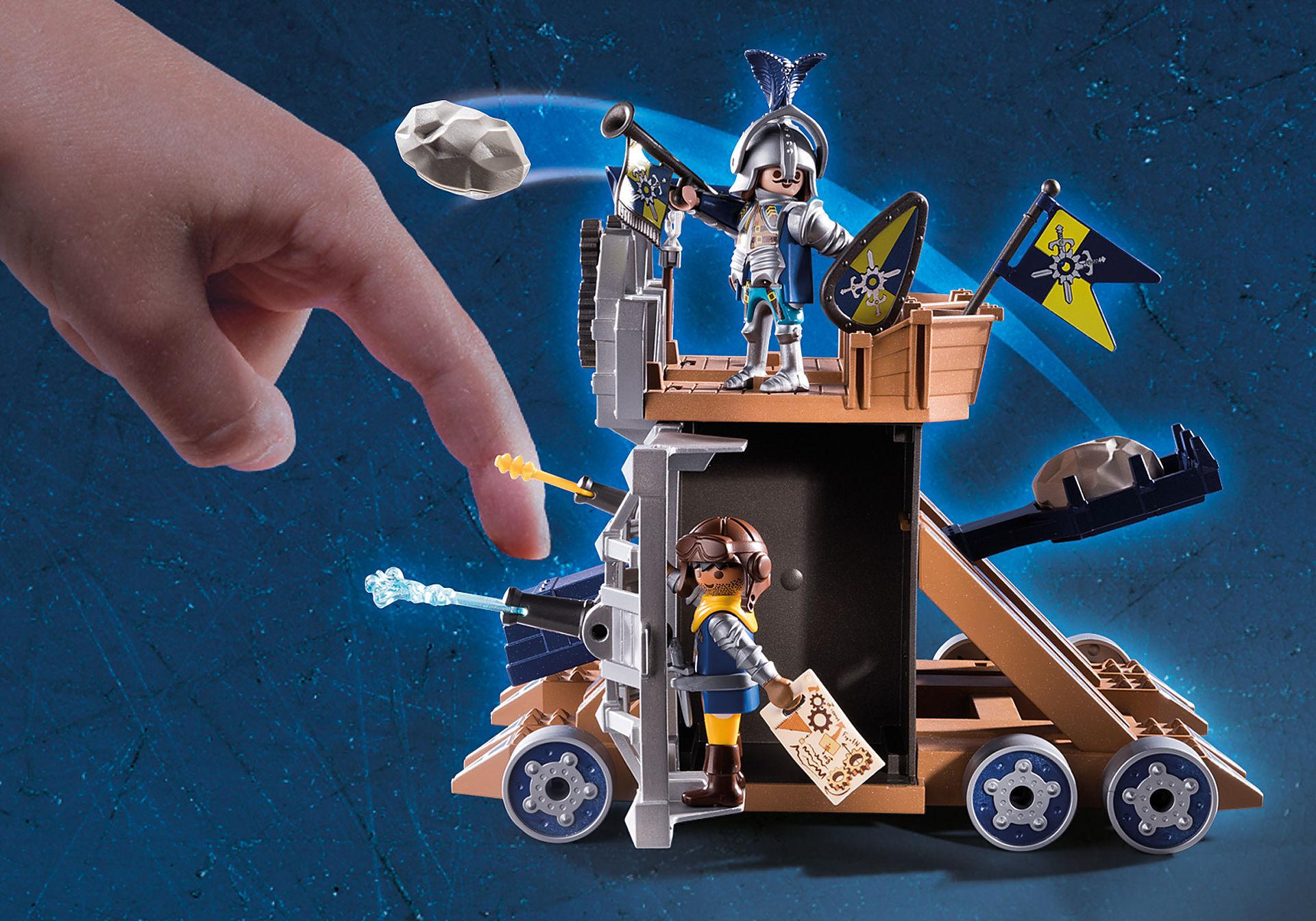 70391 Tour d'attaque mobile des chevaliers Novelmore zoom image7