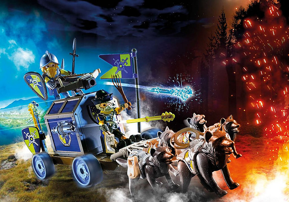 70392 Novelmore Treasure Transport detail image 1