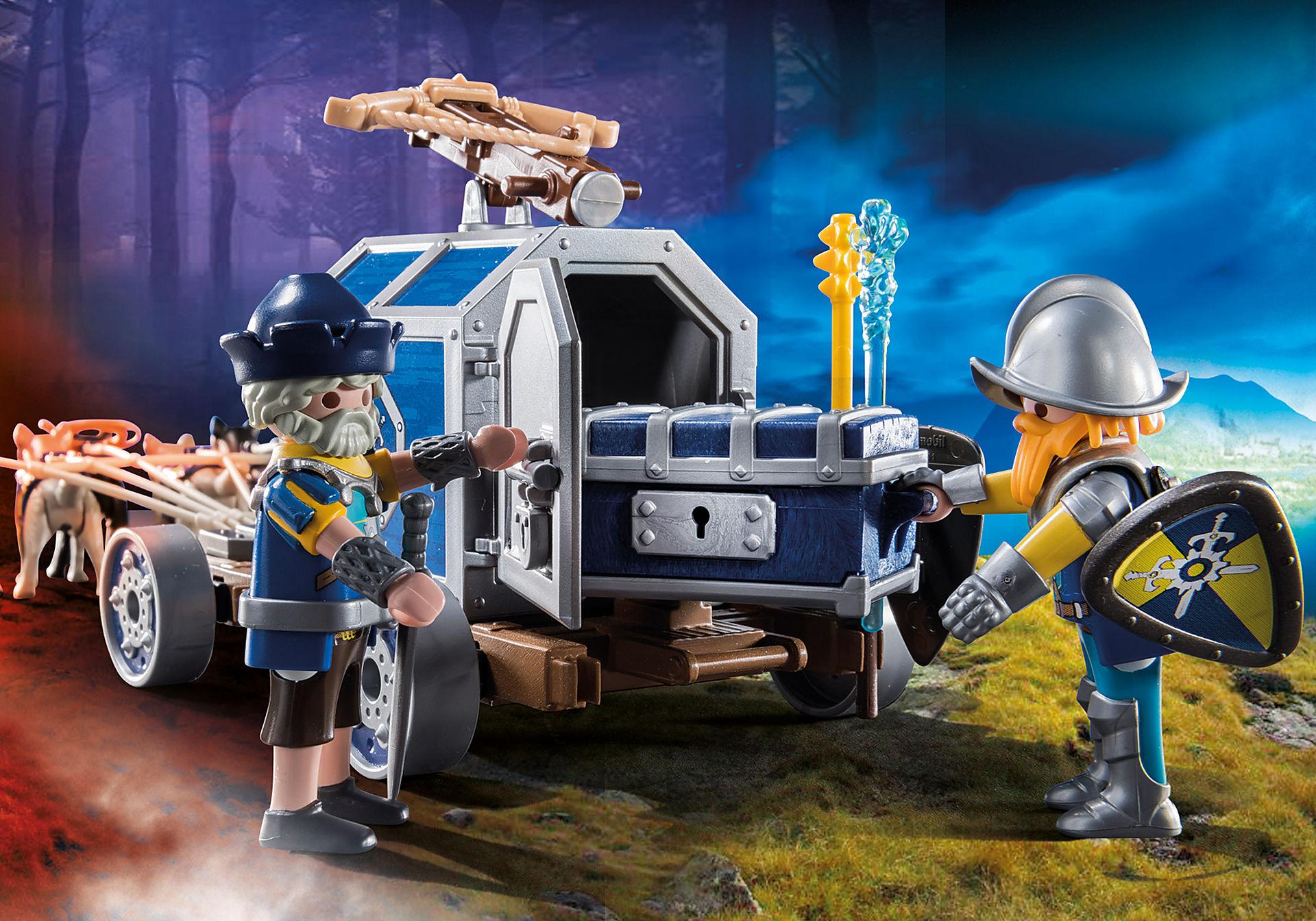 70392 Char du trésor des chevaliers Novelmore zoom image5