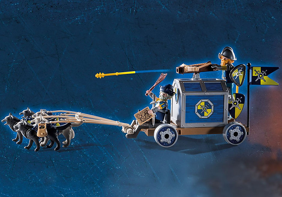 70392 Novelmore Treasure Transport detail image 6