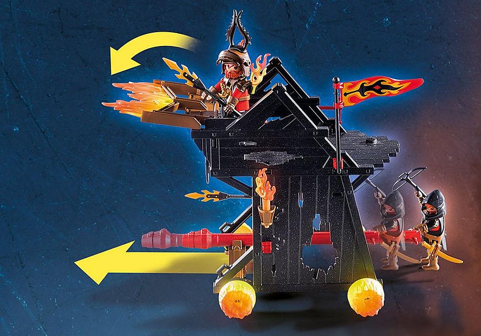 70393 Burnham Raiders Feuerrammbock detail image 5