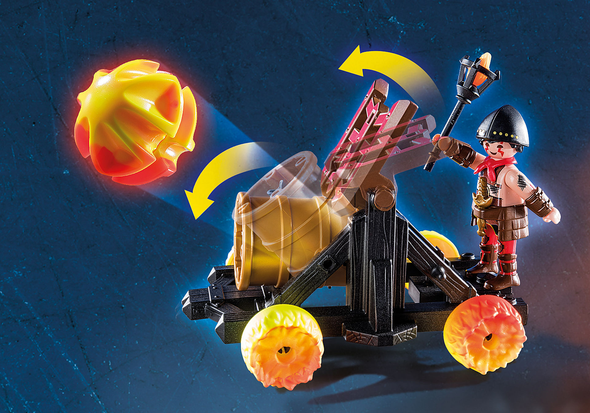 70394 Burnham Raiders Lava Catapult zoom image4