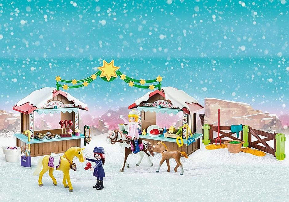 70395 A Miradero Christmas detail image 1