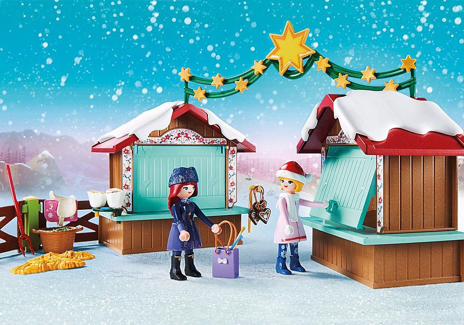 70395 A Miradero Christmas detail image 4