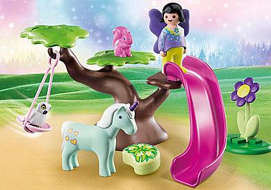 70400 Fairy Playground