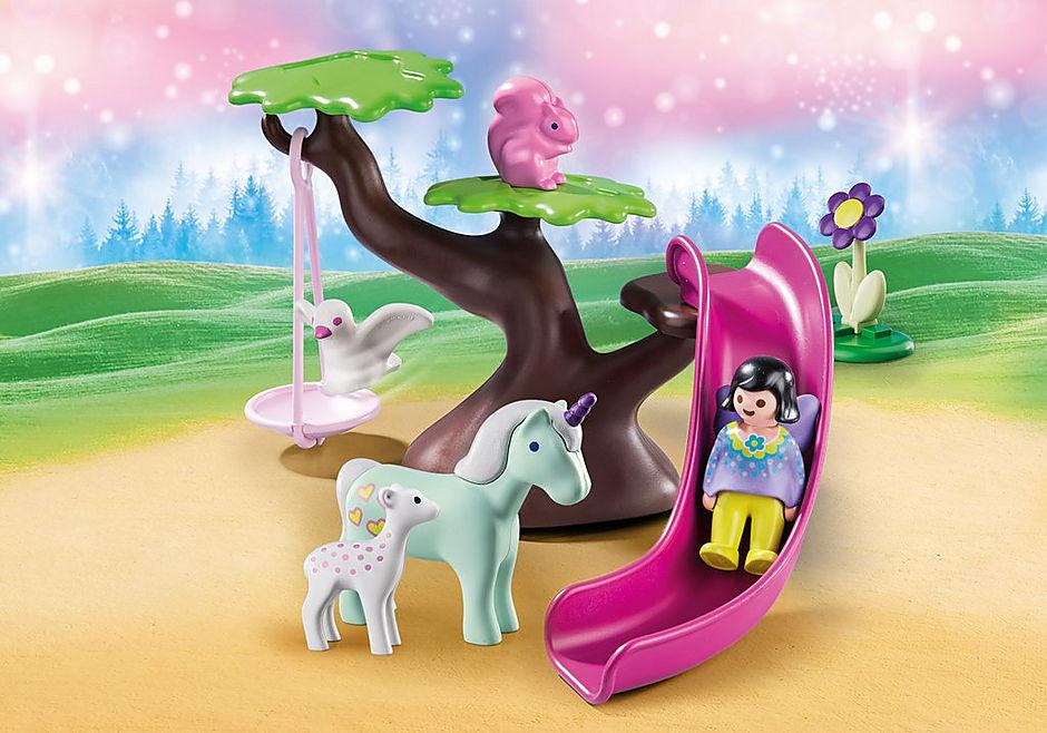 70400 Fairy Playground detail image 4