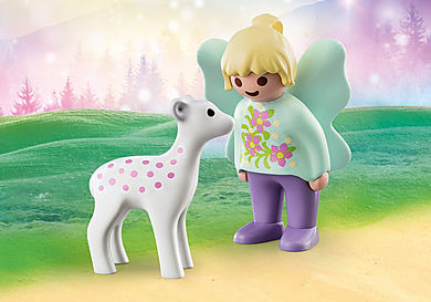 70402 Fairy Friend with Fawn