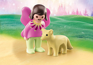 70403 Fairy Friend with Fox