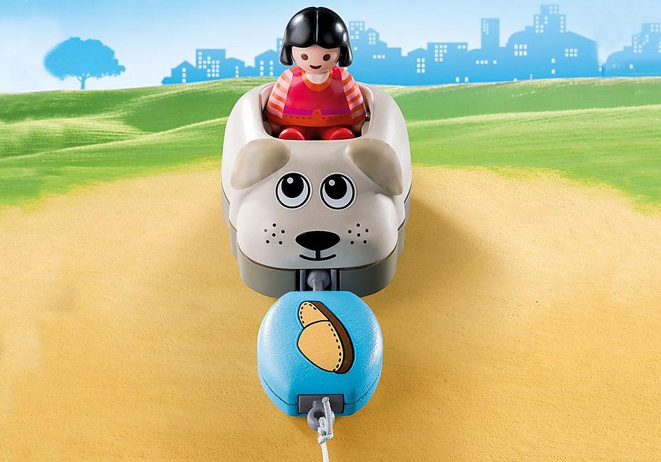 70406 Dog Train Car detail image 6