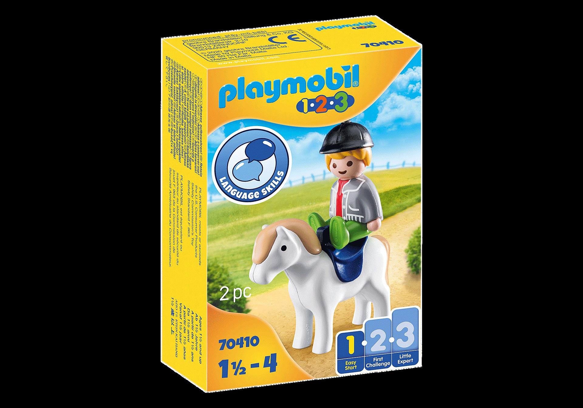 70410 Boy with Pony zoom image2