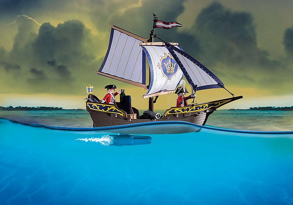 70412 Nave della Marina Reale detail image 6