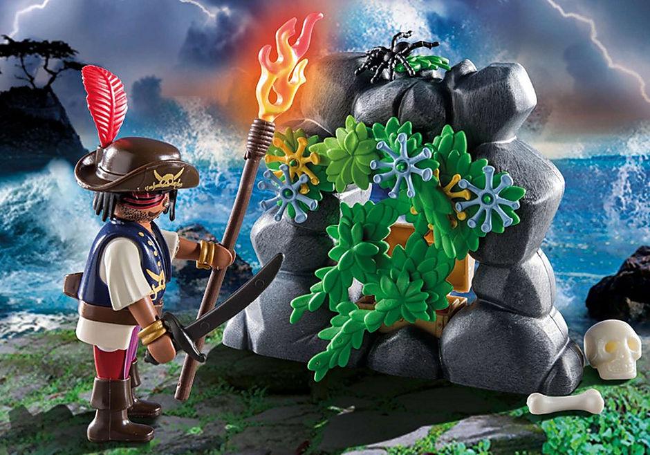 70414 Nascondiglio del tesoro dei pirati detail image 4