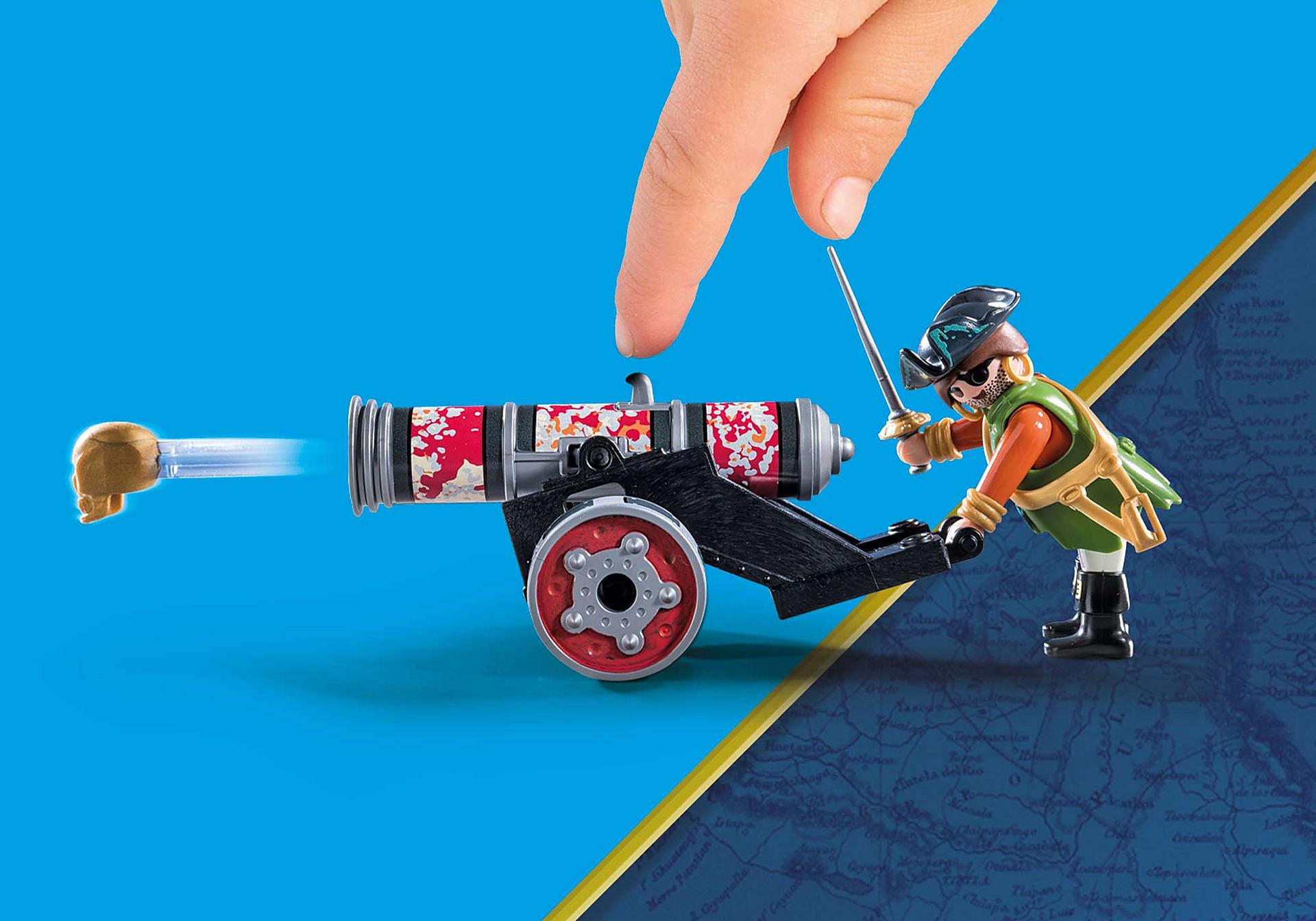 70415 Pirata con cannone zoom image3