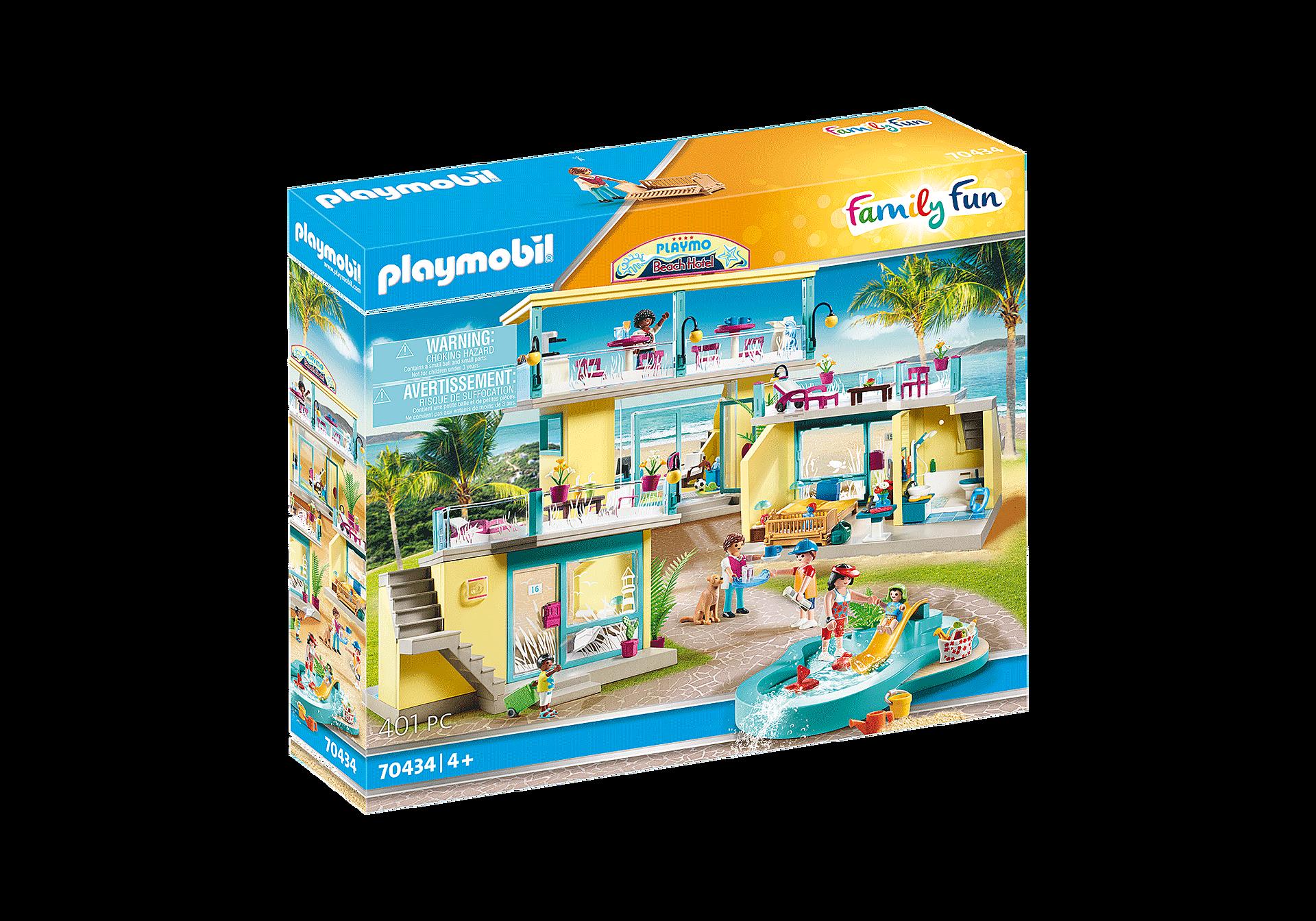 70434 PLAYMO Beach Hotel zoom image3