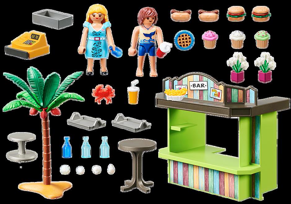 70437 Пляжный киоск detail image 3