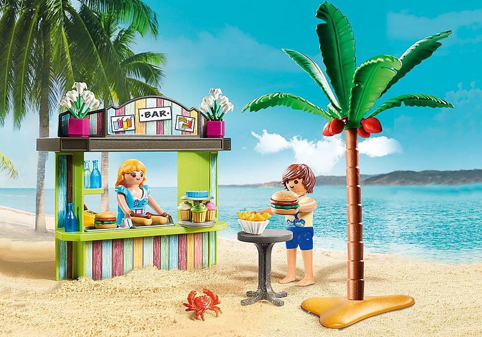 70437 Kiosk na plaży detail image 1