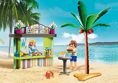 70437 Kiosk na plaży