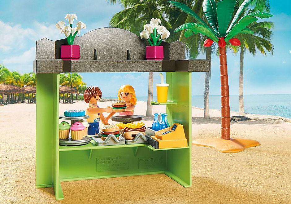 70437 Kiosk na plaży detail image 5