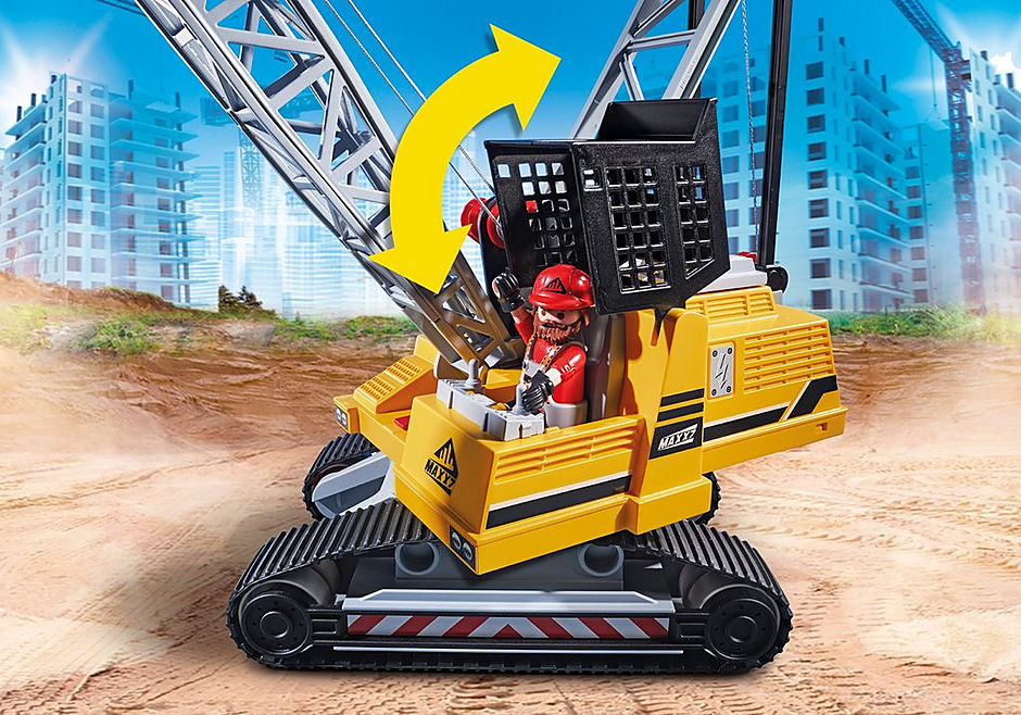 70442 Escavadora Caterpillar detail image 6