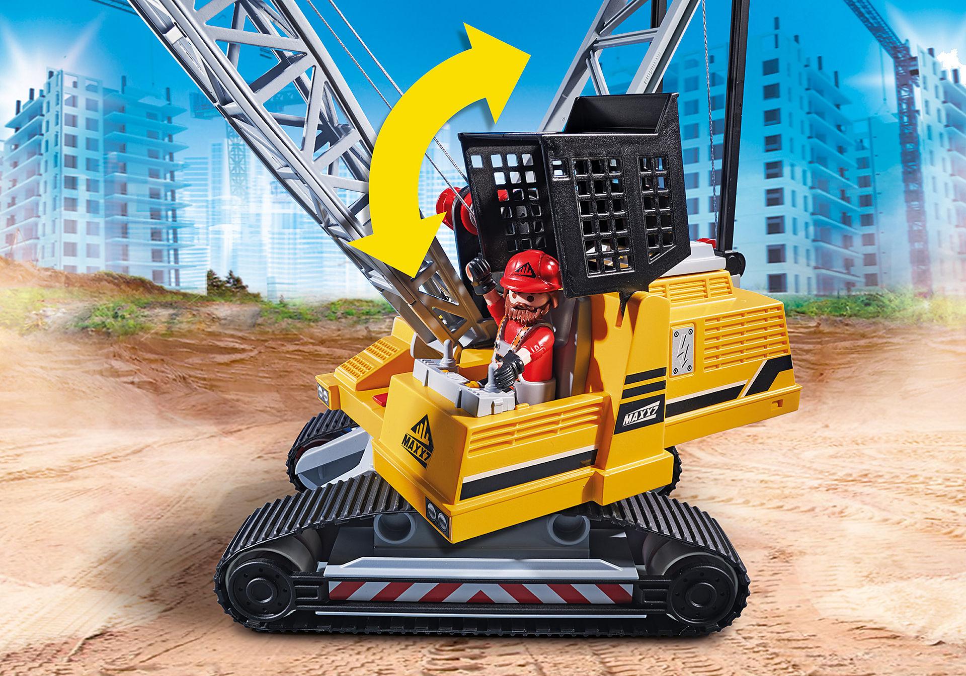 70442 Kabelgraafmachine met bouwonderdeel zoom image6