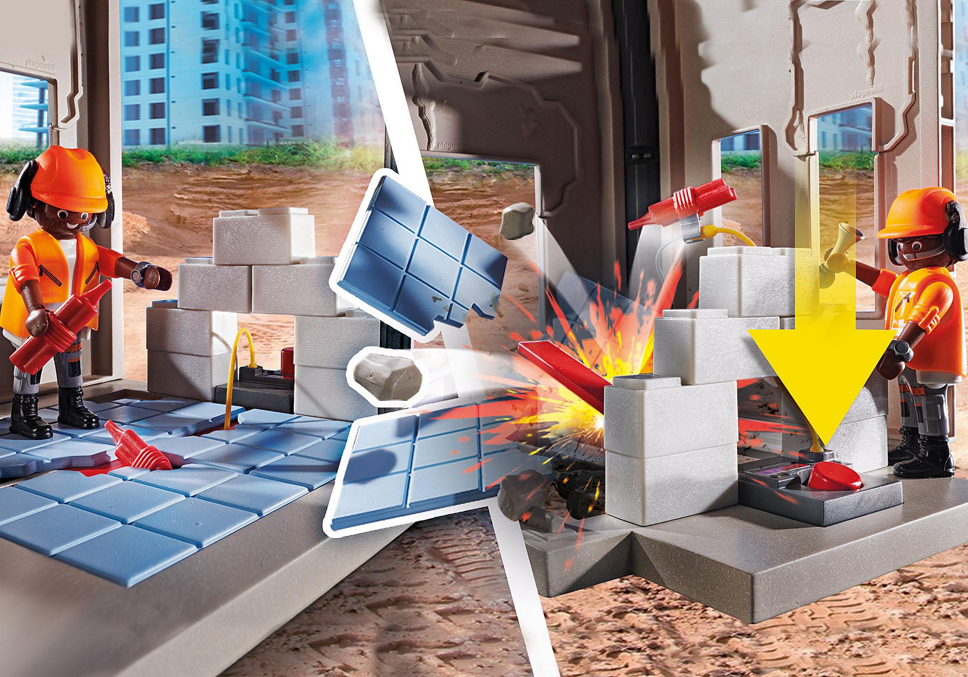 70442 Kabelgraafmachine met bouwonderdeel zoom image7