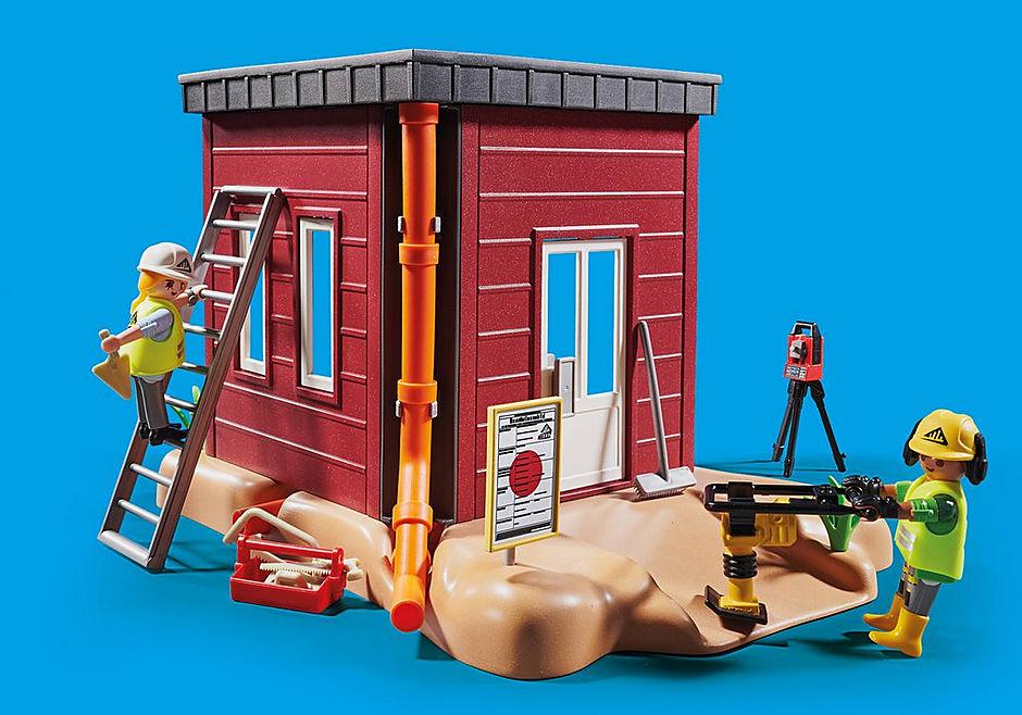 70443 Mini escavatore con cantiere detail image 7