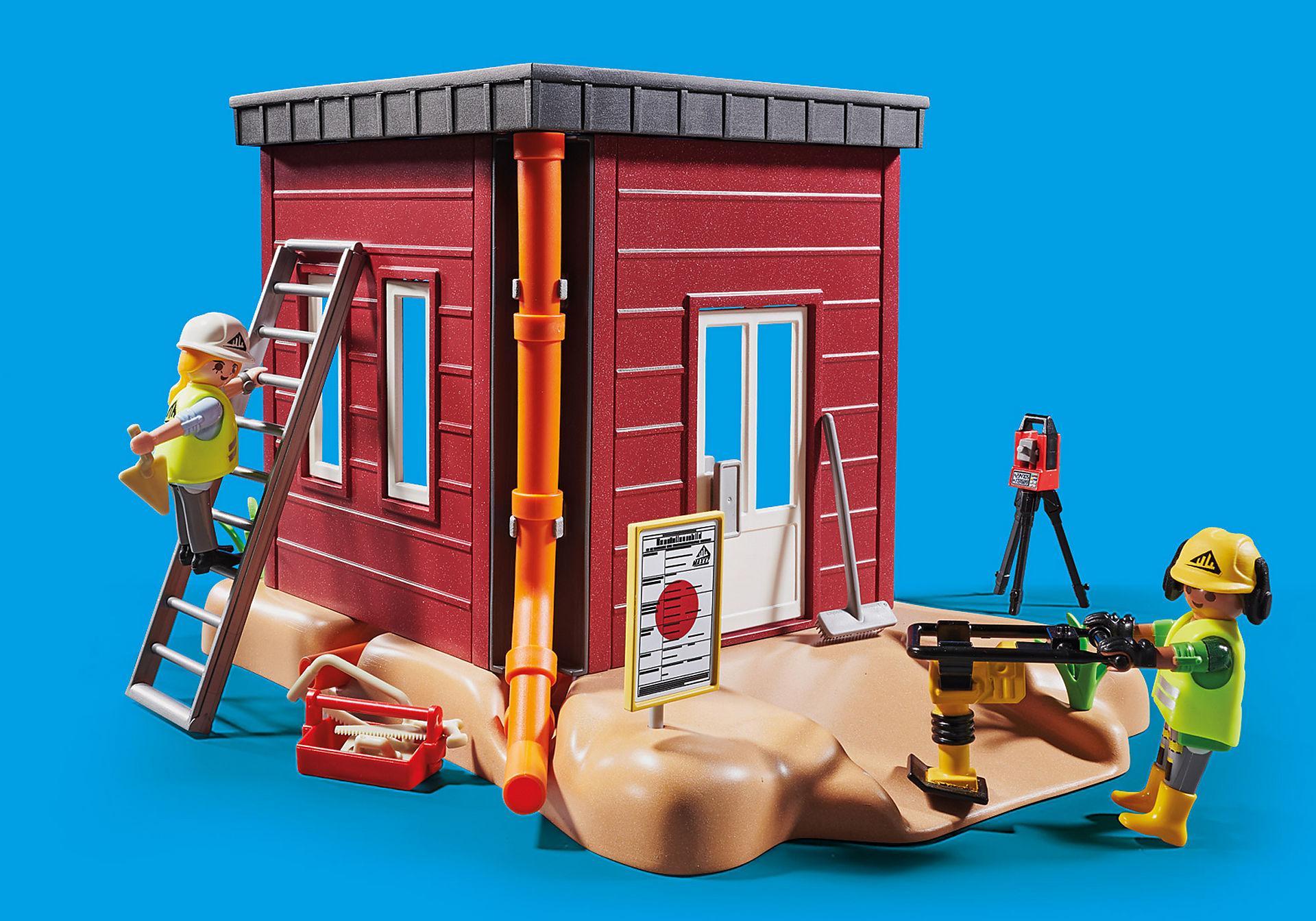 70443 Mini escavatore con cantiere zoom image7