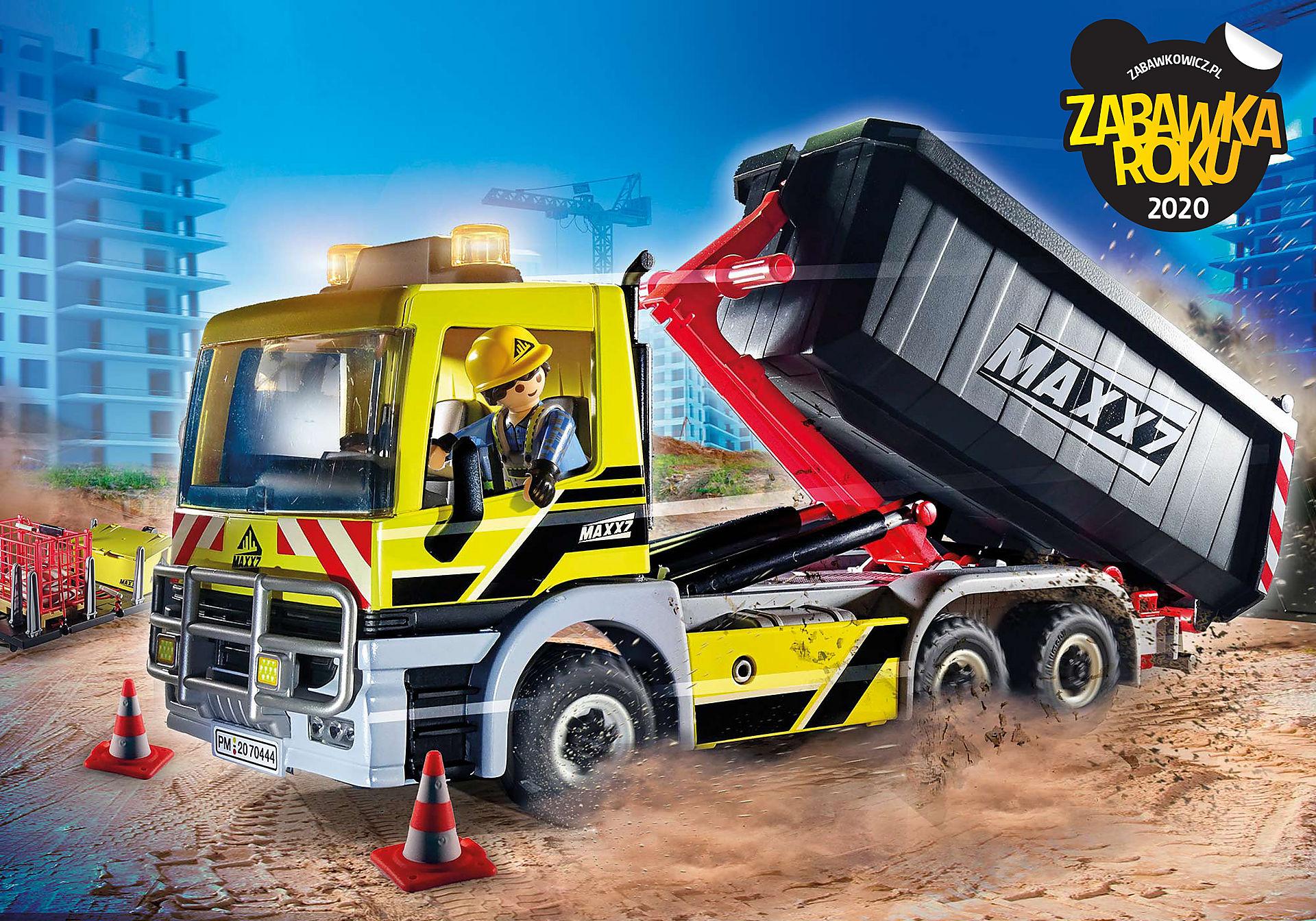 70444 Samochód ciężarowy z wymiennym nadwoziem zoom image1
