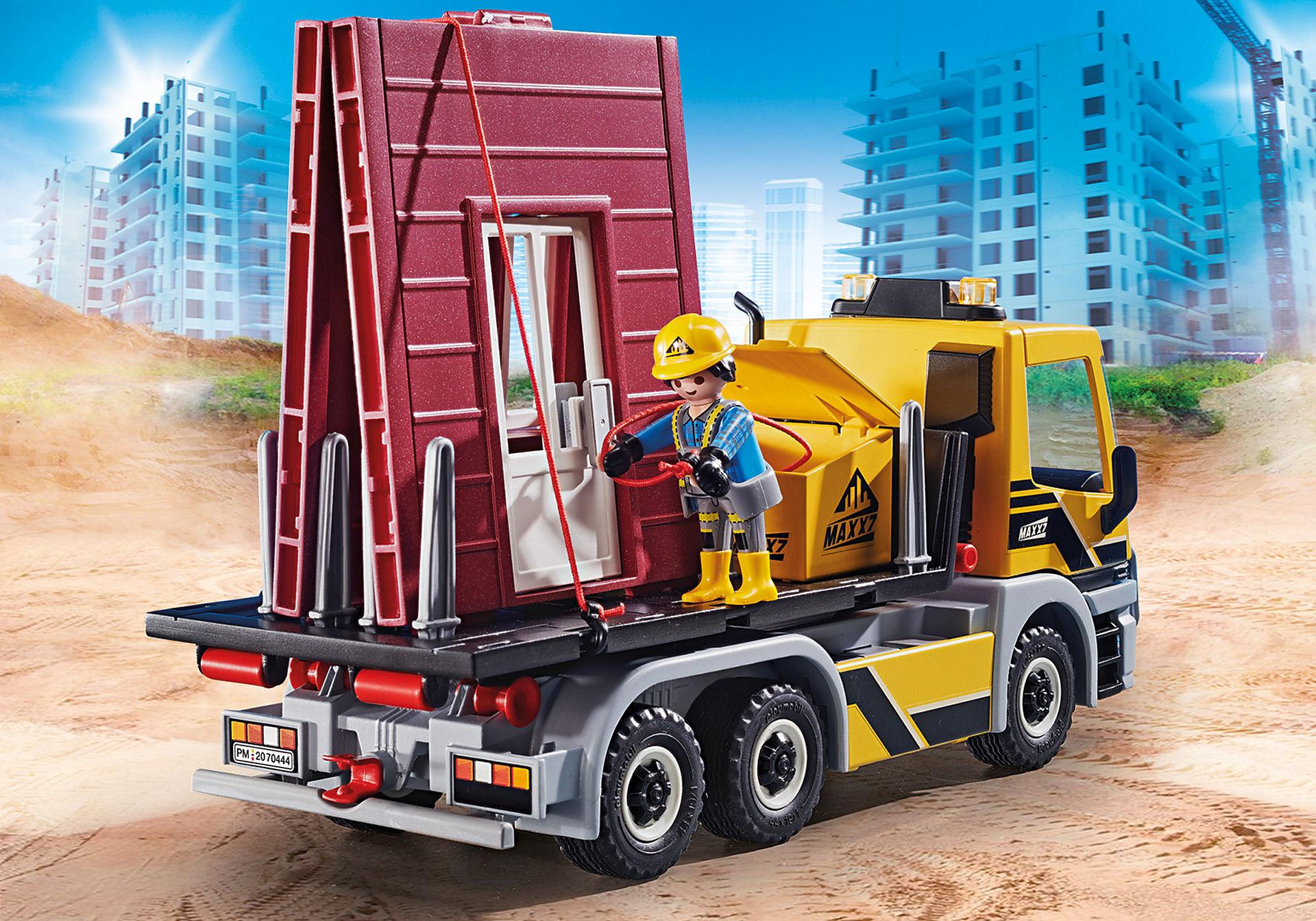 70444 Camion avec benne et plateforme interchangeables zoom image6
