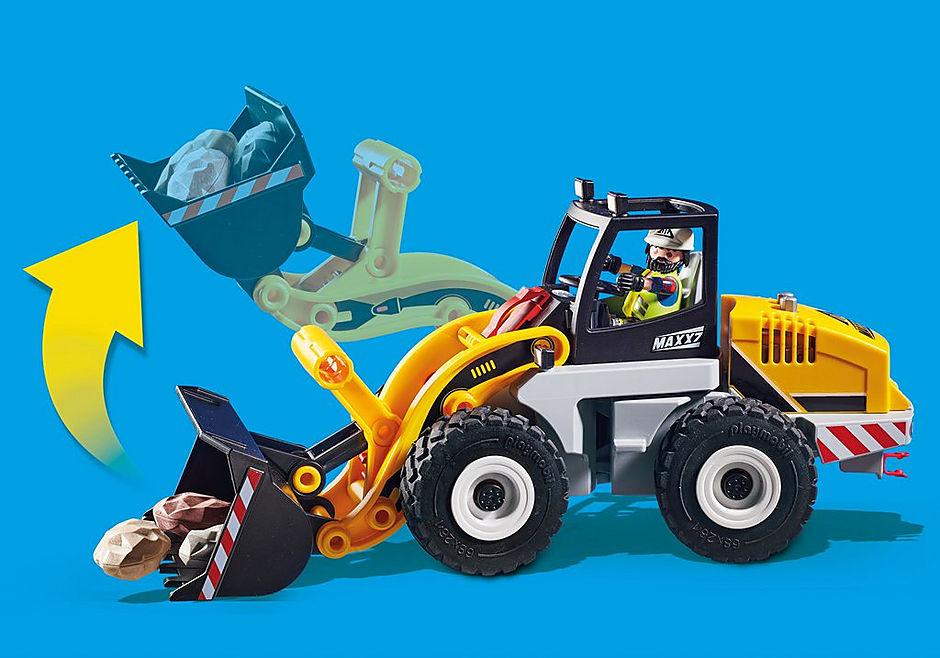 70445 Wheel Loader detail image 5
