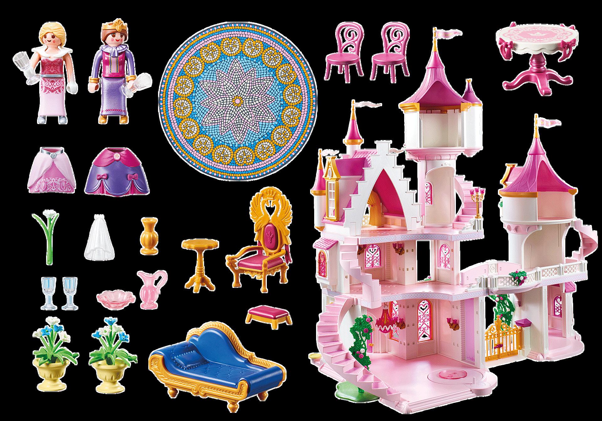 70447 Grand palais de princesse zoom image3