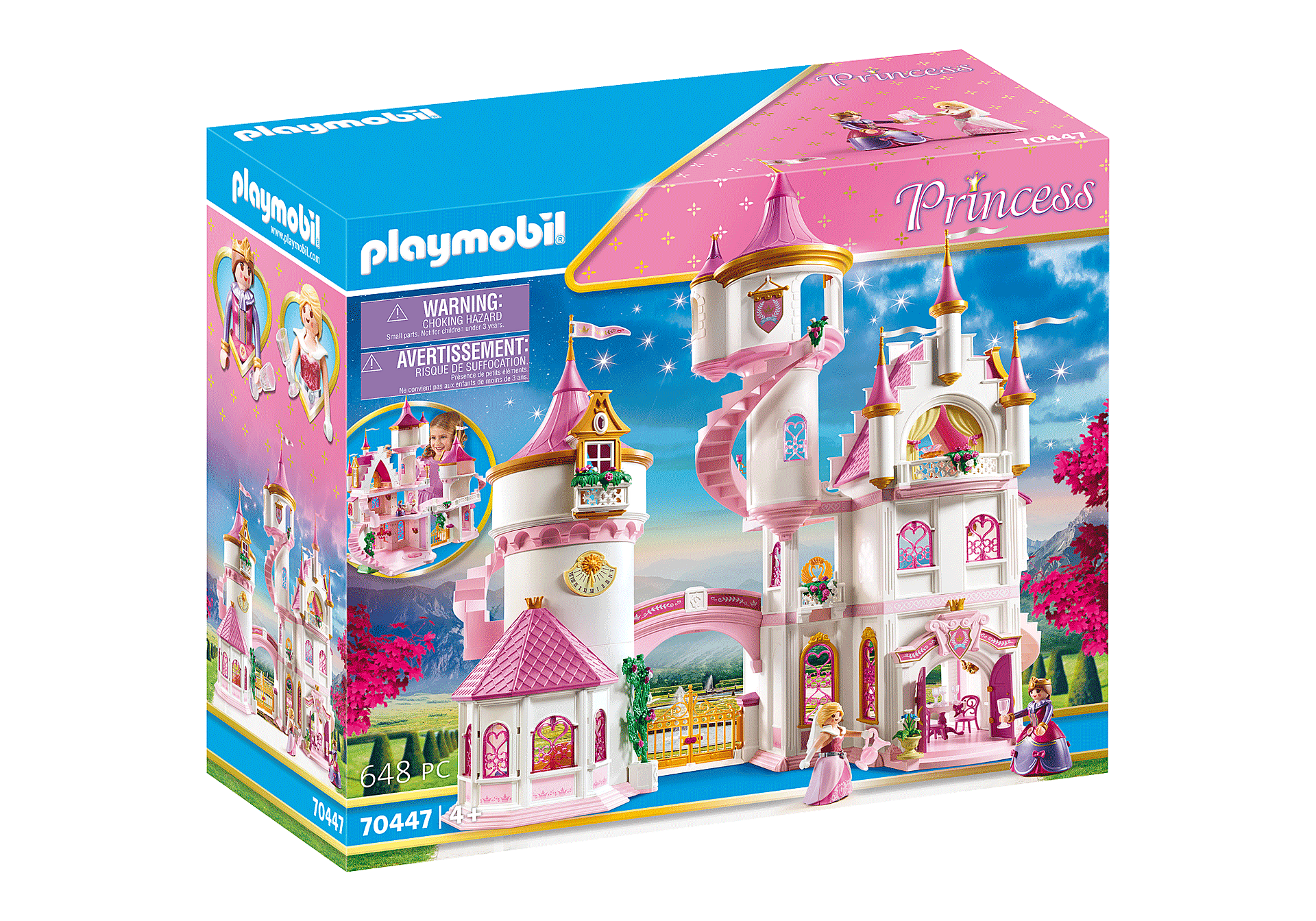 70447 Grande Castelo das Princesas zoom image2