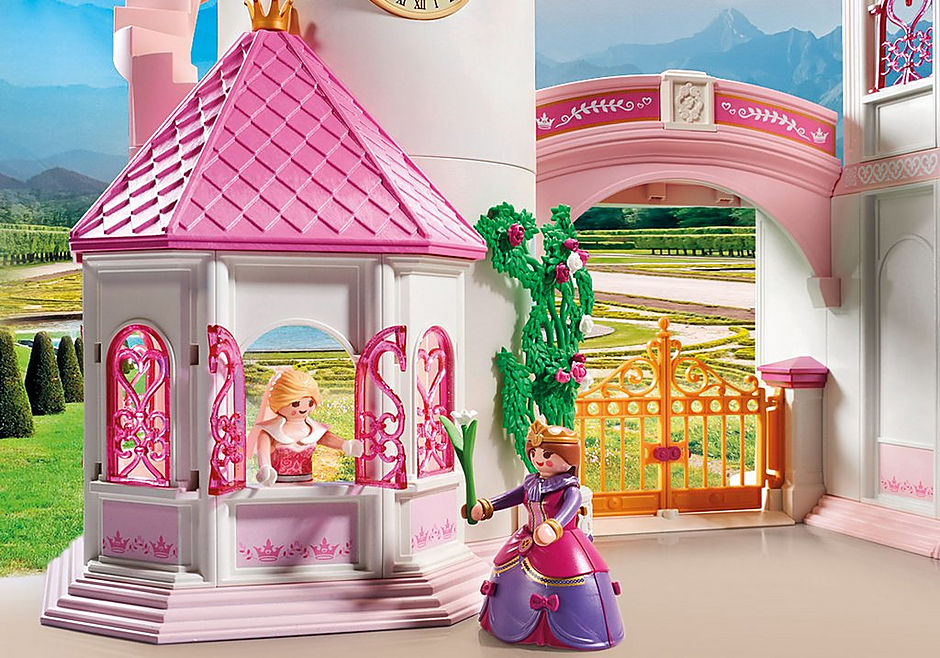 70447 Grande Castelo das Princesas detail image 4