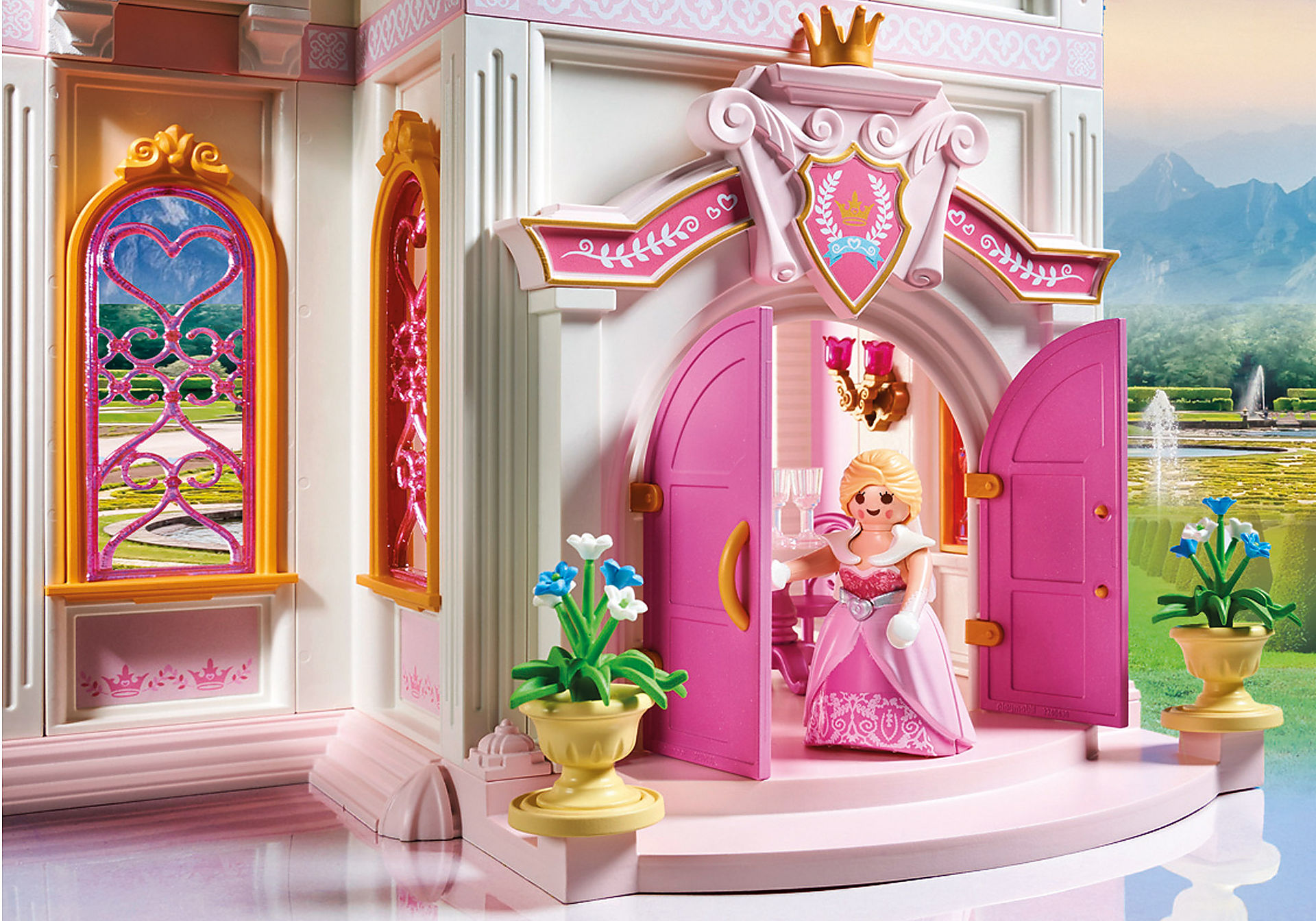 70447 Grande Castelo das Princesas zoom image5